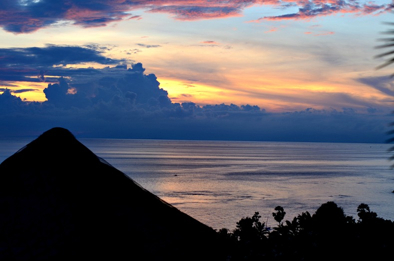Sunrise, The Griya Villas And Spa, Amed, Bali