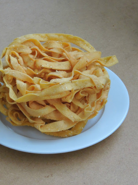 Potato Ribbon Murukku