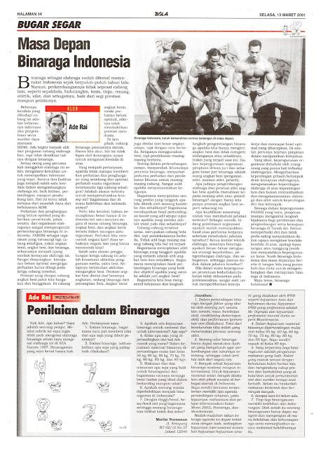 MASA DEPAN BINARAGA INDONESIA