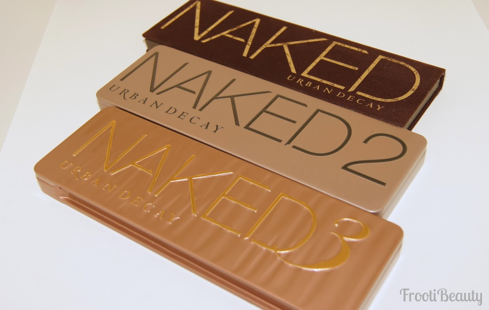 Safiyah's Guide To Naked Palettes