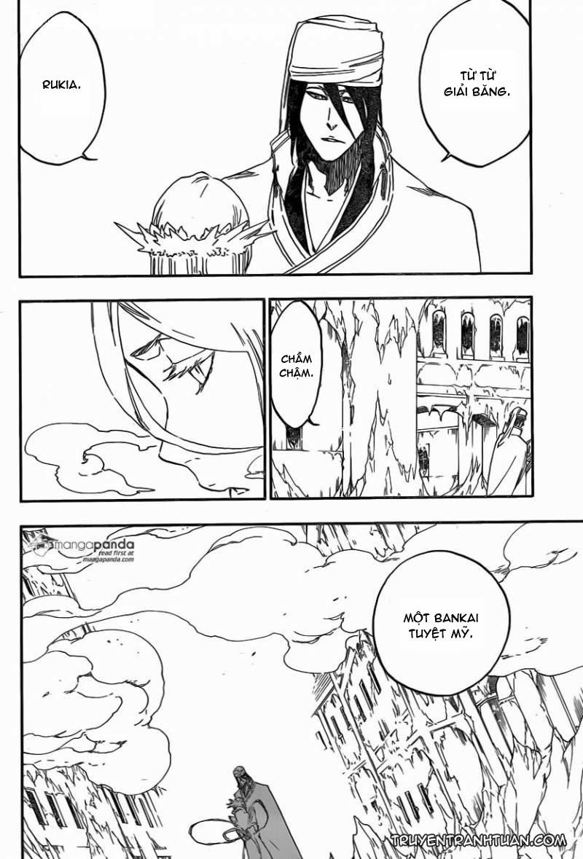 Bleach chapter 570 trang 10