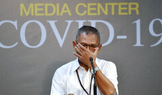 6 Juni 2020: Penambahan Pasien Positif Corona di Indonesia Cetak Rekor Tertinggi