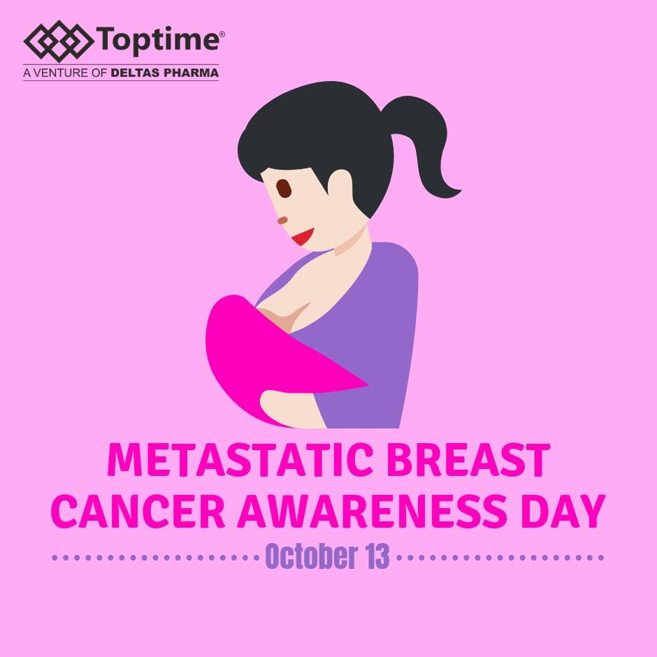 Metastatic Breast Cancer Awareness Day Wishes For Facebook