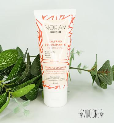 Noray Cosmeticos: Bálsamo desquamante Revitalizing