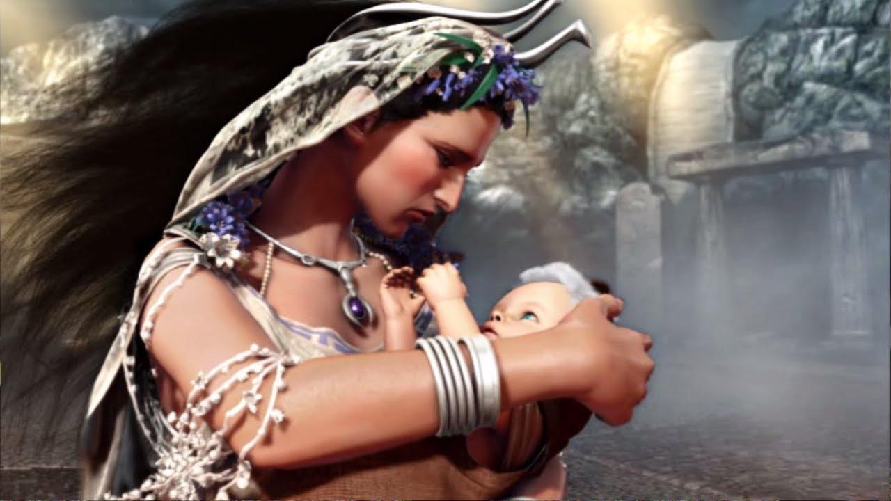 A História do Nascimento de Zeus