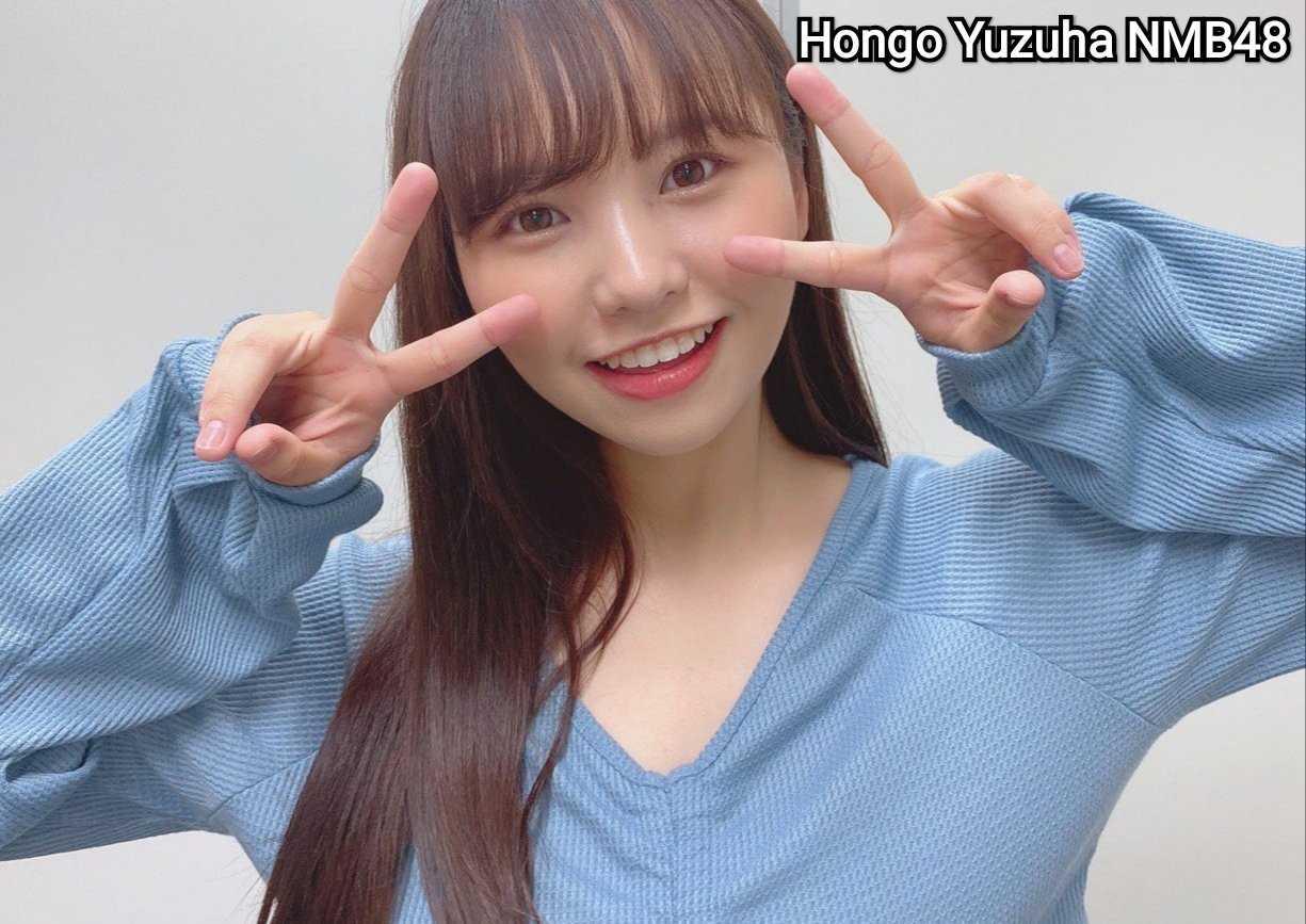 hongo yuzuha nmb48 skandal graduate