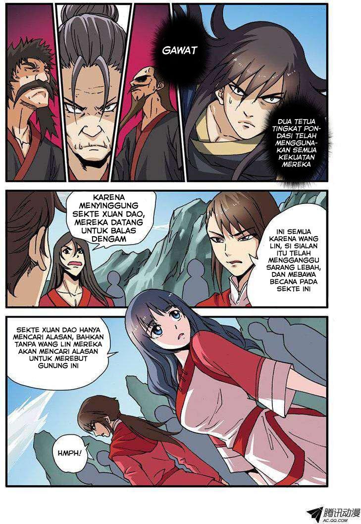 Dilarang COPAS - situs resmi www.mangacanblog.com - Komik xian ni 029 - chapter 29 30 Indonesia xian ni 029 - chapter 29 Terbaru 12|Baca Manga Komik Indonesia|Mangacan
