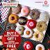 PROMO BUY 1 GET 1 EVERY DAY Krispy Kreme
