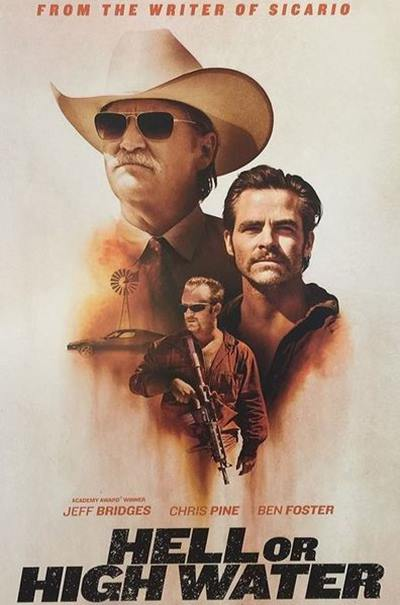 Hell or High Water 2016 full movie