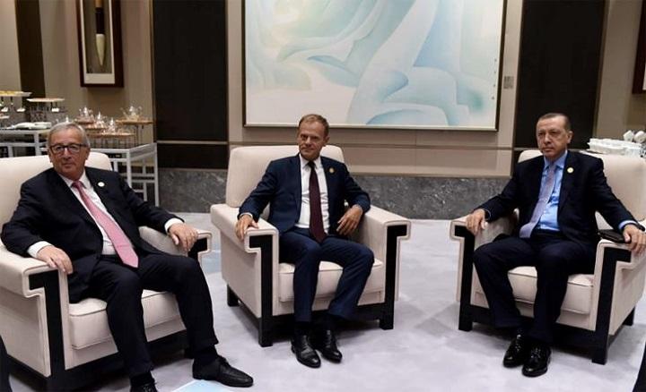 Kομισιόν: Προτάσεις για οικονομικές και πολιτικές κυρώσεις κατά της Τουρκίας