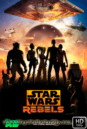 Star Wars Rebels Temporada 4 [1080p] [Latino-Ingles] [MEGA]