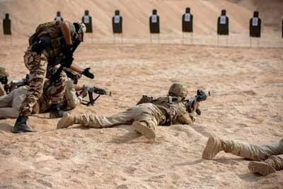 مناورات عسكرية موريتانية تخنق تحركات عصابات البوليساريو الإرهابية بالمنطقة العازلة