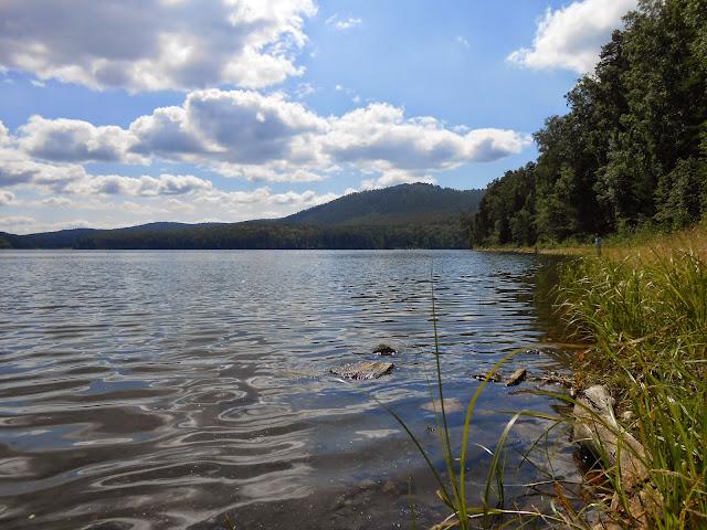 Озеро Аракуль в Челябинской области