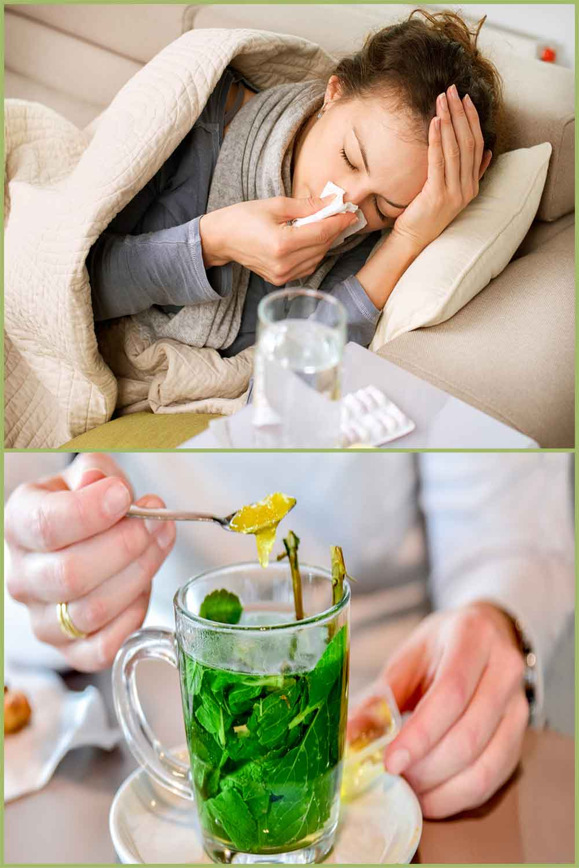 remèdes maison dormir avec un mauvais rhume