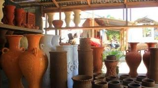 sumber daya kerajinan keramik