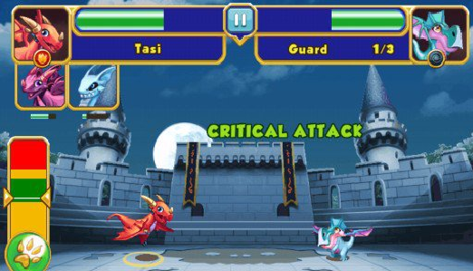 guide to battle strategies in Dragon Mania