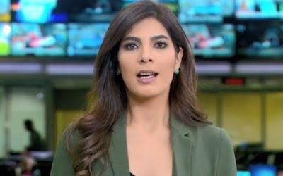 Andréia Sadi recusa proposta de ir para o entretenimento da Globo