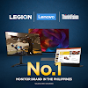 Lenovo named top monitor brand in the Philippines