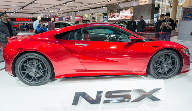 Honda Looks to the Revamped Acura NSX to Fire Up Its Brand