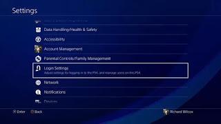Cara mengubah kata sandi PS4 Anda atau mengatur ulangnya
