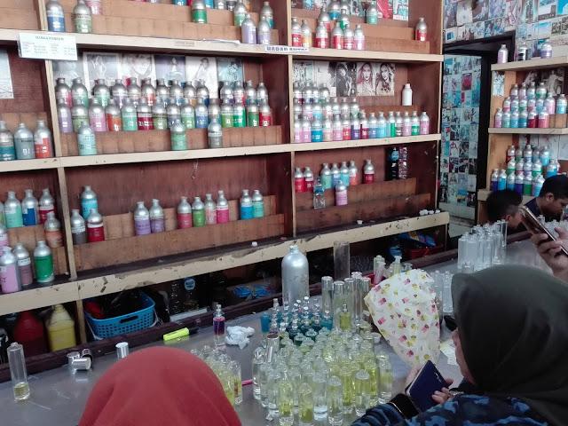 Parfum refill untuk wanita terlaris