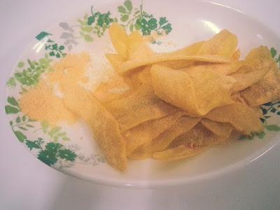 Kerepek Pisang Cheese