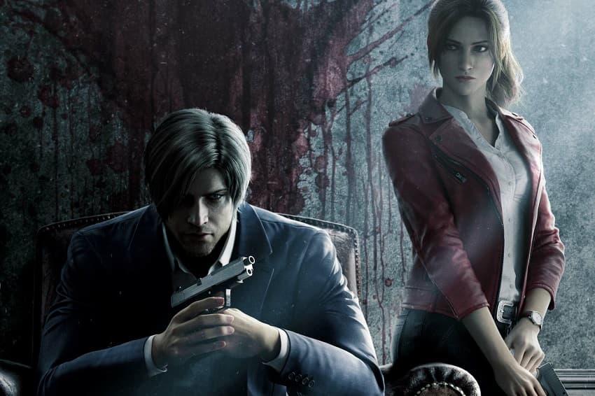 События мультфильма Resident Evil: Infinite Darkness происходят после четвёртой части