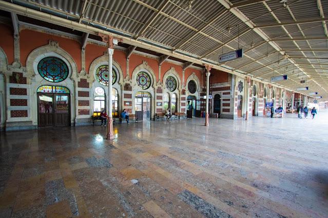 Stazione ferroviaria Sirkeci-Istanbul