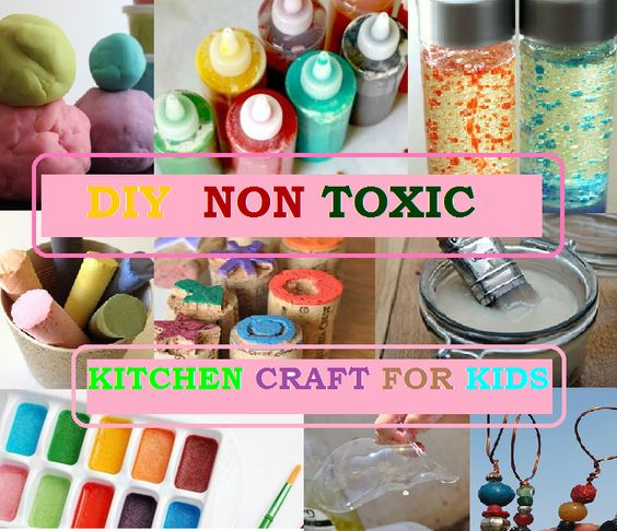 Non Toxic Chalk Paint Recipe