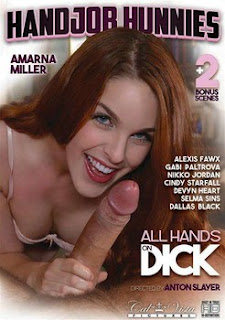 Handjob Hunnies: All Hands On Dick