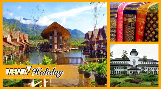 Paket Wisata Bandung Kombinasi Garut