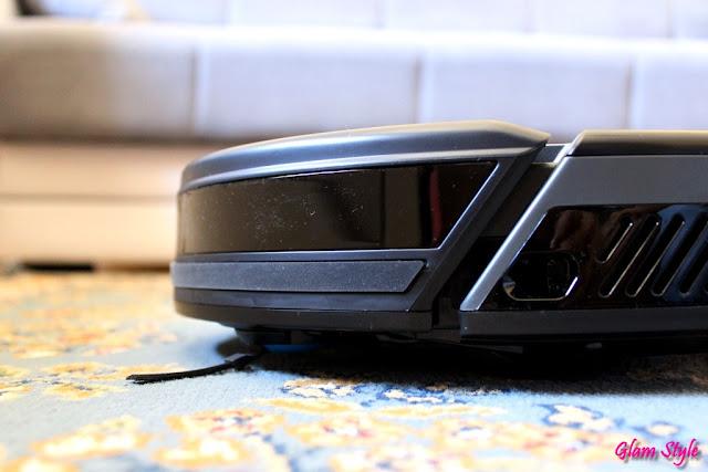 robot aspirapolvere senza fili