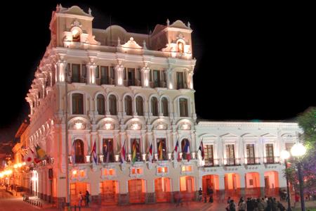 Hoteles Quito Ecuador