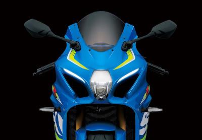 2017  Suzuki GSX-R1000 Front look