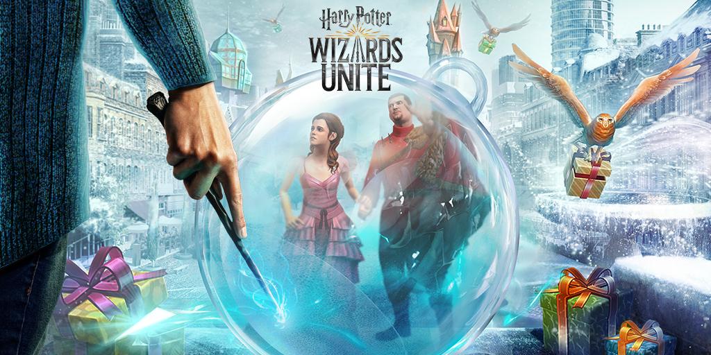 Harry Potter: Wizards Unite Christmas Calamity