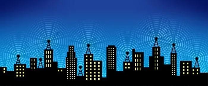شبكة wifi