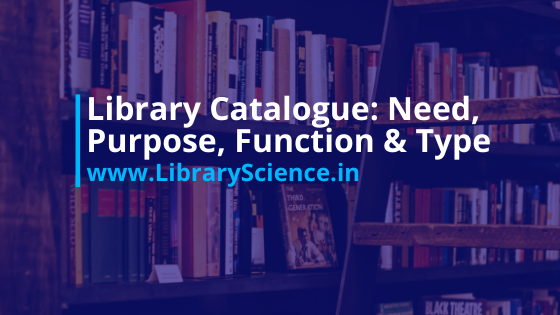 Library Catalog System