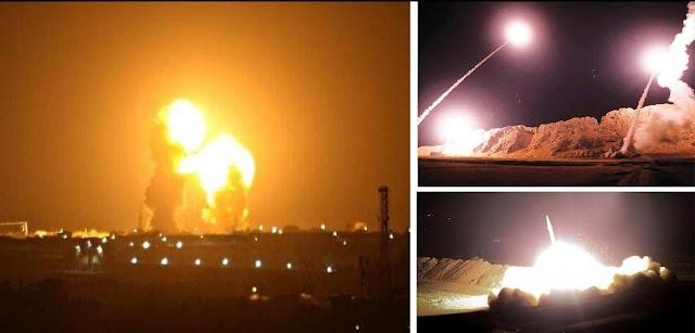 URGENTE: Bombardeio atinge base militar usada pelos EUA no Iraque