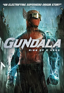 Gundala (2019) In Hindi 720p 1GB Dual Audio