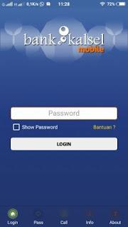 Cara Daftar dan Aktivasi Bank Kalsel Mobile