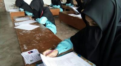 109 Santri Diniyah Babussalam Matangkuli ikuti UAPDFBN