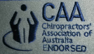 CHIROPRACTOR'S ASSOCIATION OF AUSTRALIA ENDORSED