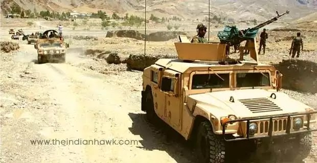 Afghan Security Forces: File Photo