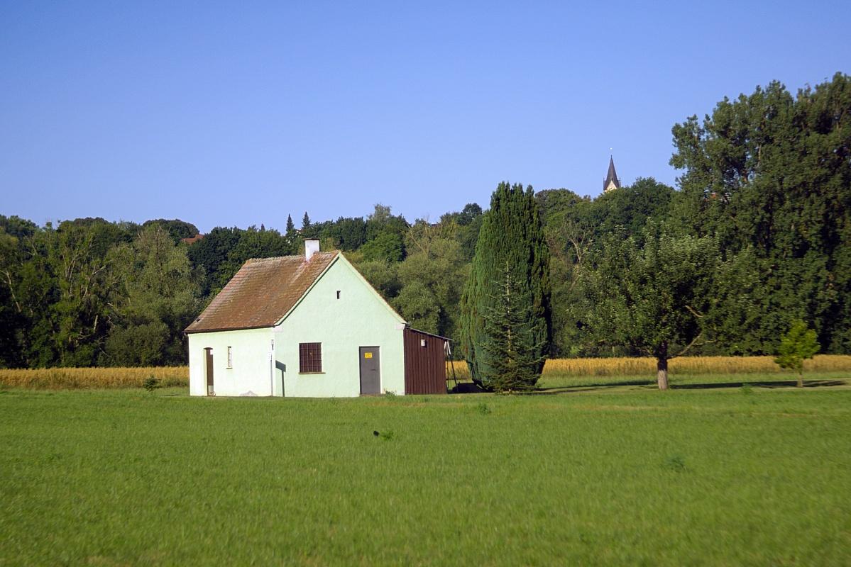 Der Schornstein von Olle Hansens Haus raucht immer noch nicht