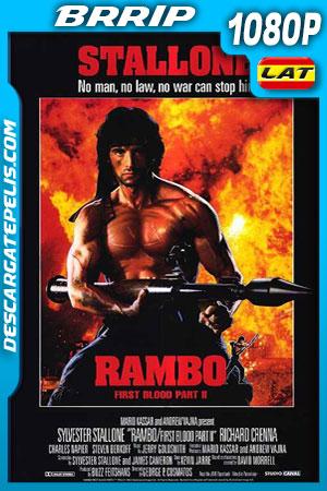 Rambo 2 (1985) 1080p BRrip Latino – Ingles