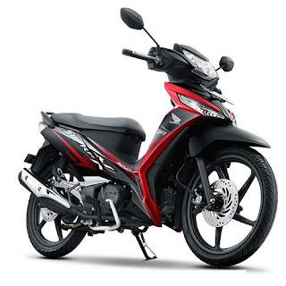 Sepeda Motor Honda Supra 5