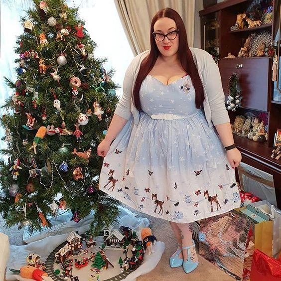 Hell Bunny Noelle Dress