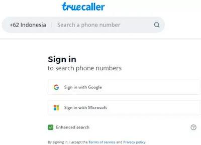 Cara Melacak Nama, Alamat, Lokasi dan Nomor Telepon Tidak Dikenal-3
