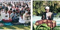 Jadi Khatib Idul Fitri, Ustadz Arifin Kupas Ciri Orang Bertaqwa yang Sukses