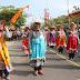 Rayakan HUT RI ke 74, Ratusan Regu Ikuti Lomba Gerakan Jalan di Blora